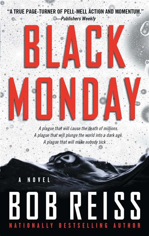 Black Monday Mba by Bob Reiss Official Publisher Page Simon Schuster