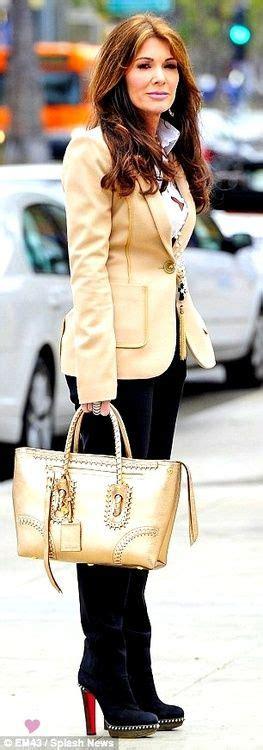 lisa vanderpump hair extensions rhbh co star real housewives of beverly hills celebrity