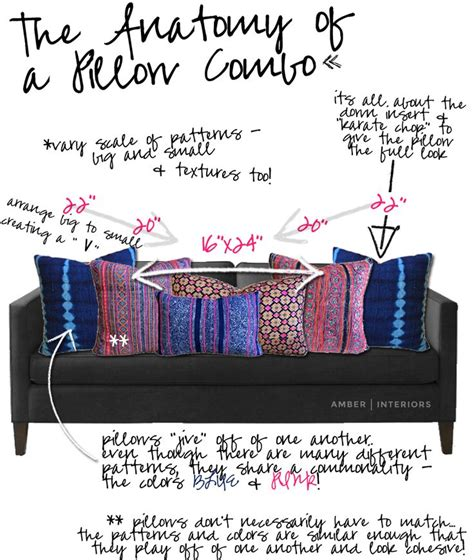 How To Arrange Pillows On A Sofa 25 Best Ideas About Pillow Arrangement On Living Room Pillows Interior