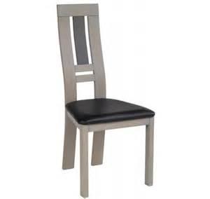 chaise de salle 224 manger en bois alba