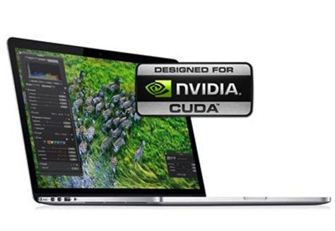 Macbook Pro Nvidia new macbook pros make for great cuda dev platforms the