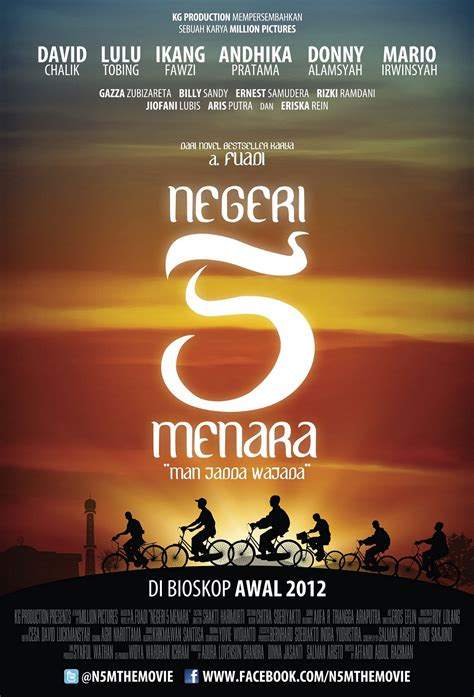 kata motivasi film negeri 5 menara episode 5 behind the scene negeri 5 menara telah dirilis