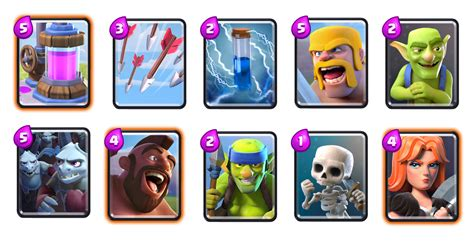 Clash Royale Gift Card - clash royale cards