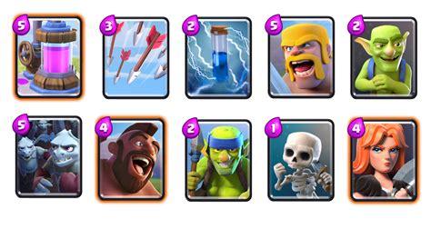 Clash Royale Cards Printable