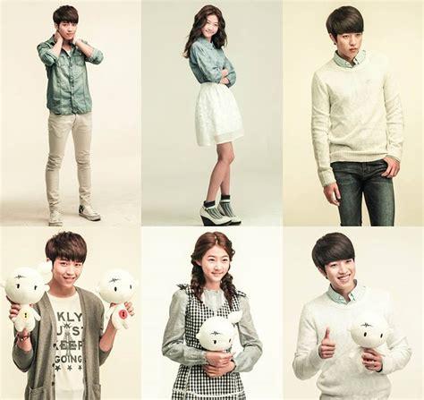 drakorindo high school love on first look kim sae ron nam woo hyun and lee sung yeol