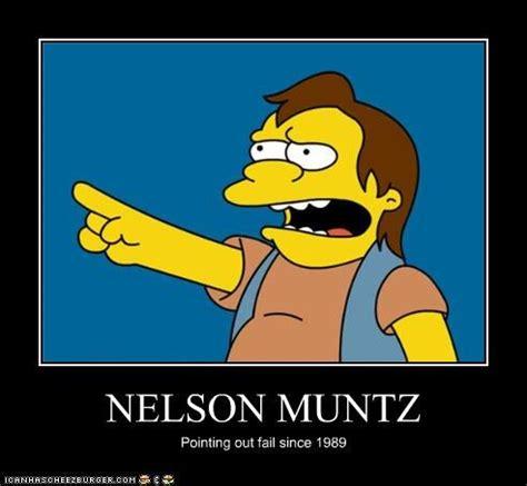 Meme Nelson - nelson ha ha memes