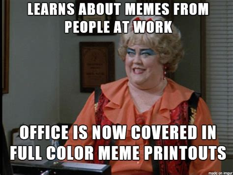 Crazy Coworker Meme - 20 very hilarious coworker memes sayingimages com
