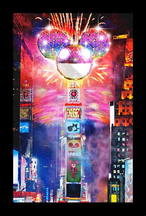 new york city new years 2014 breaking news deadmau5 to play new york for new years