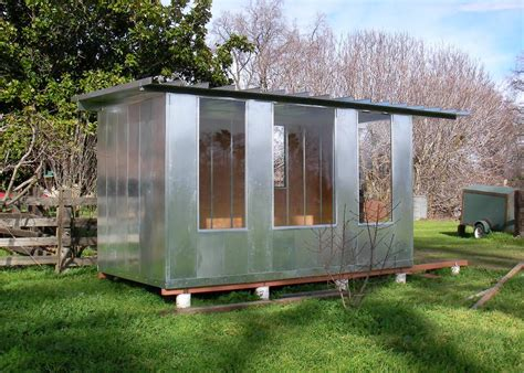 metal tiny house prefab tiny house metal kits tedx designs the other