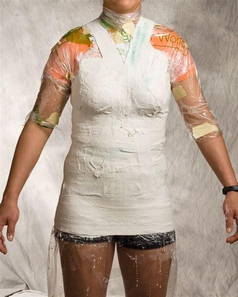 How To Make A Paper Mache Dress Form - diy dress form papier mache diy dress and plaster of