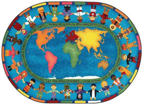 christian rugs for classrooms let the children come 169 christian school rug
