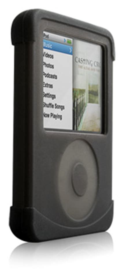 Shimura Offers Protection For Your Nano by Gelz Silicone For Ipod Nano