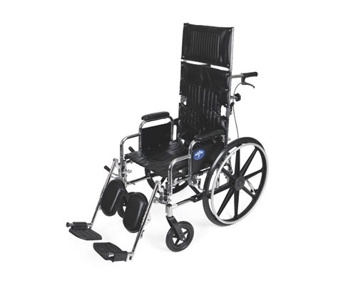reclining wheelchair reviews reclining excel wheelchair 18 quot seat width senior com