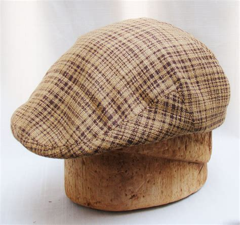 Handmade Mens Hats - custom handmade s hat lightweight golf cap in by