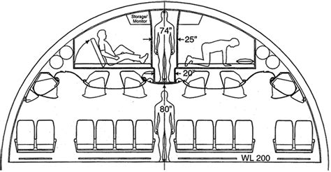 767 cross section aerospaceweb org ask us future airliners