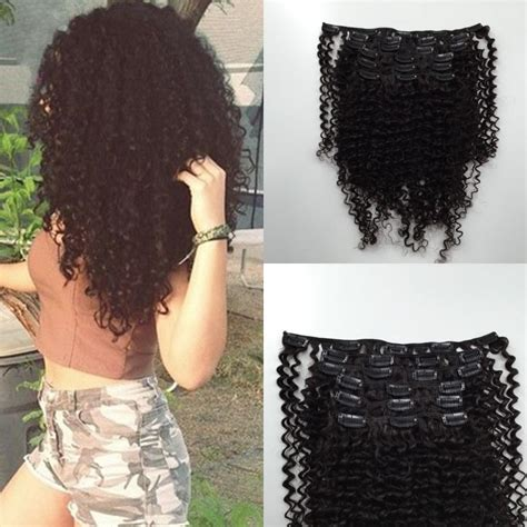 3a curly hair extensions 2016 new coming mongolian human hair 3a 3b 3c afro