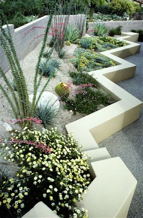 pin by sarah wolfington on southwestern decor inspiration contemporary southwestern garden design raised beds