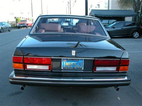 how many rolls royce in usa sell used 1985 rolls royce silver spirit 59689 original