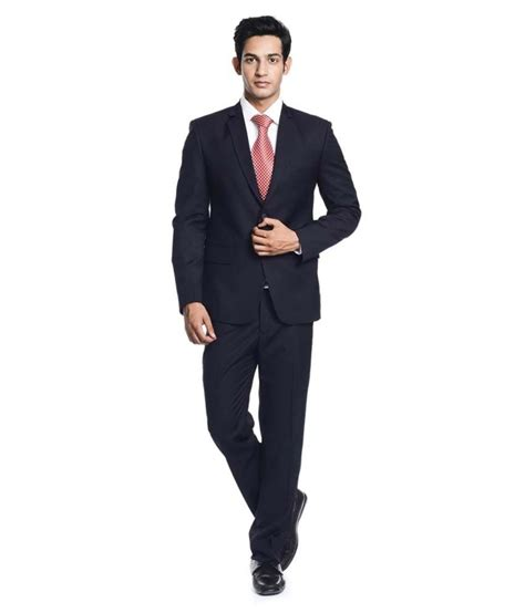 swinging suits adam in style black swing poly blend men s suit buy adam
