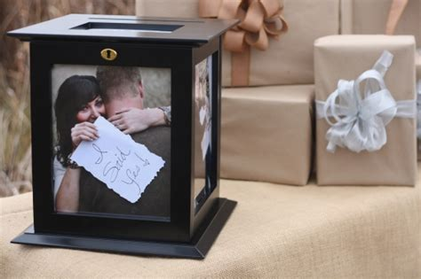 card box holder ideas wedding card holder ideas
