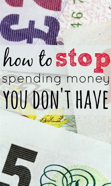 You Dont To Just Spend Money by How To Stop Spending Money You Don T My Bank
