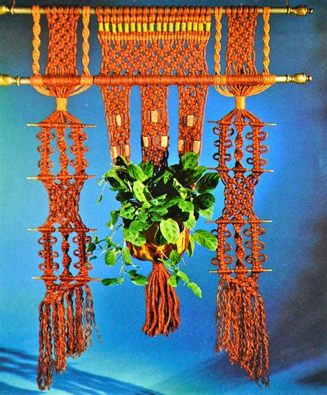 Macrame Articles - scanning around with gene groovy macram 233 creativepro