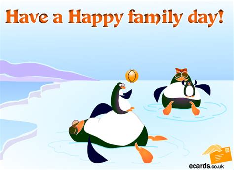 day ecards free ecards family day