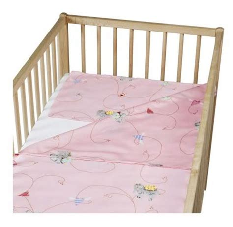 ikea crib bedding ikea fabler hjarta pink crib duvet cover pillowcase set