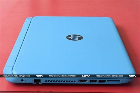 light blue hp laptop hp pavilion 15 p029tx review bright and cheerful ndtv