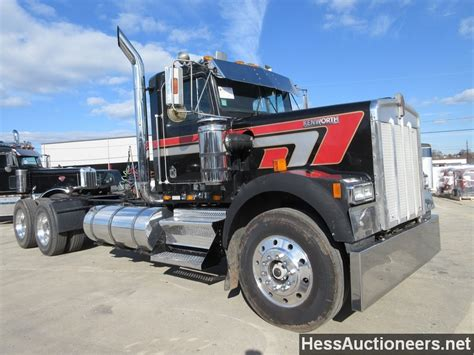trailers kenworth for sale used 1989 kenworth w900 b tandem axle daycab for sale in