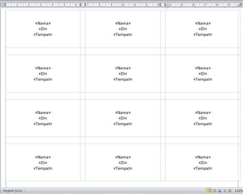 download membuat label undangan 103 cara mudah membuat label undangan 2 cah ndeso