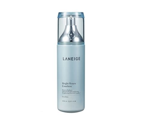 Laneige Emulsion 100ml laneige bright renew emulsion 3 38fl oz 100ml