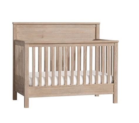 Convertible Bassinet To Crib 4 In 1 Convertible Crib Pottery Barn