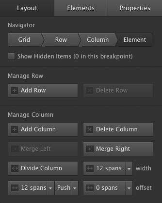 responsive layout maker add image how to use push pull in responsive coffeecup software