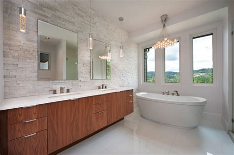 show house bathrooms predator ridge monte show home contemporary bathroom