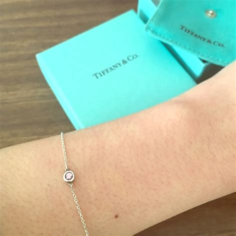 40% off Tiffany & Co. Jewelry   Elsa Peretti Colors By the Yard Bracelet from Bethany's closet