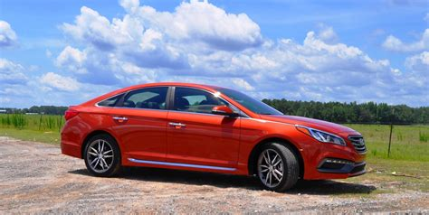 Hyundai Sonata 2015 Sport 2 0t by 2015 Hyundai Sonata Sport 2 0t 160 Photos From National
