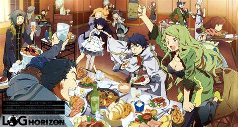 wallpaper anime log horizon log horizon full hd wallpaper and background image