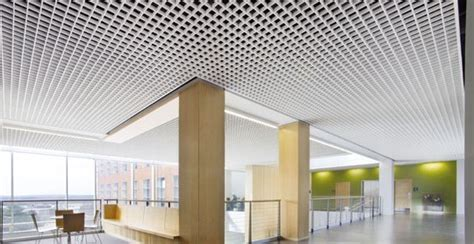 Armstrong Metal False Ceiling by Metalworks Open Cell Ceilings Armstrong World Industries