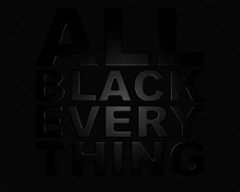 all black art comes first next year s inspiration all black everything
