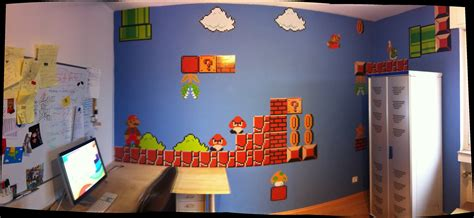 mario room decor mario wall stickers looking for some cool mario decorations