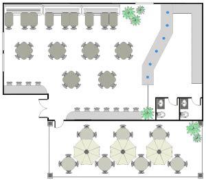 cafe layout design software restaurant design software quickly design restauarants