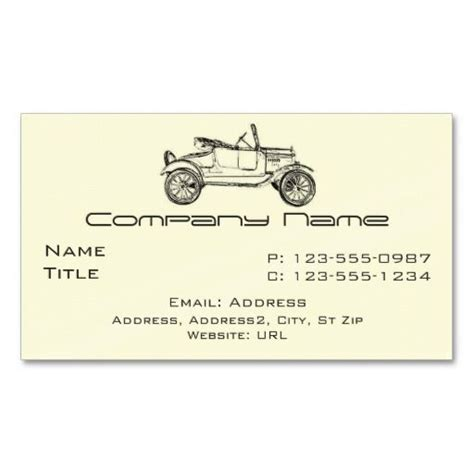 ford business card template 19 best auto mechanic business cards images on