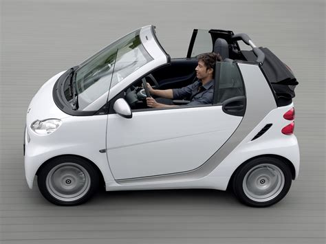 Smart Car Cabriolet | smart fortwo cabriolet is the cheapest convertible in the us