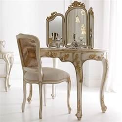 Italian Designer Table Ls Italian Designer Rococo Dressing Table Set