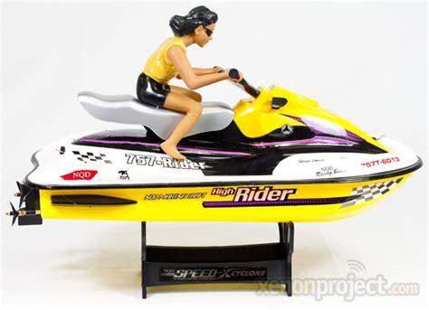 ski boat toys jetski w figure
