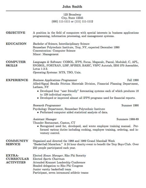 psychology graduate cover letter cv psychology graduate school sle http www