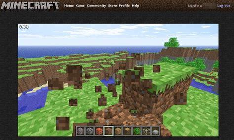 mine craft jouez 224 minecraft classic gratuitement korben