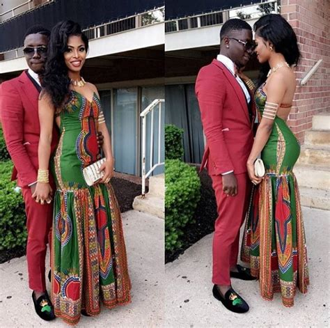 the best prom couples african american slay the best african inspired prom outfits 2016 the