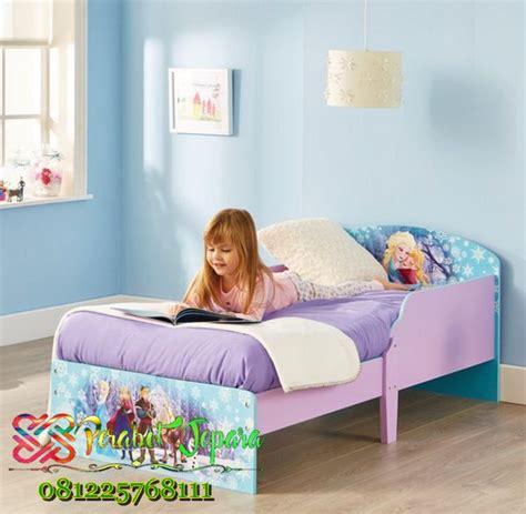 Tempat Tidur Napoli Frozen tips desain interior kamar tidur anak perempuan